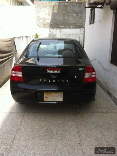 2002 Kia Engine For Sale Used Kia Spectra 2002 Car For Sale In Islamabad 810563