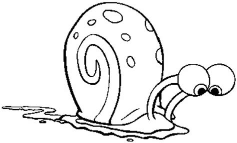 snail coloring pages clipart best