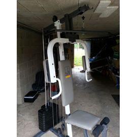 Banc De Musculation Weider 8950 by Appareil Musculation Weider Muscu Maison