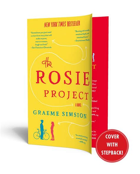 the rosie project a novel the rosie project book by graeme simsion simon schuster