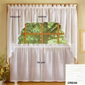 Kitchen Curtain Sets Clearance Simplicity Kitchen Curtains