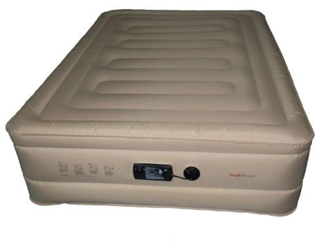 Puncture Resistant Air Mattress by Raised Air Mattress With Built In Raised Air