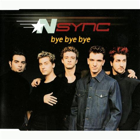 bye bye bye bye bye single nsync mp3 buy tracklist