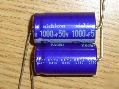 1000uf 50v axial capacitor new 25pcs 50v 1000uf nichicon axial capacitor