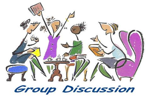 group discussion group discussion cartoon www imgkid com the image kid