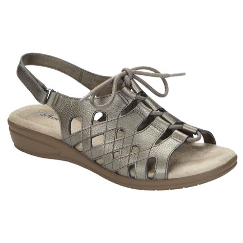 comfort sandals women s comfort sandal for comfort sake at kmart