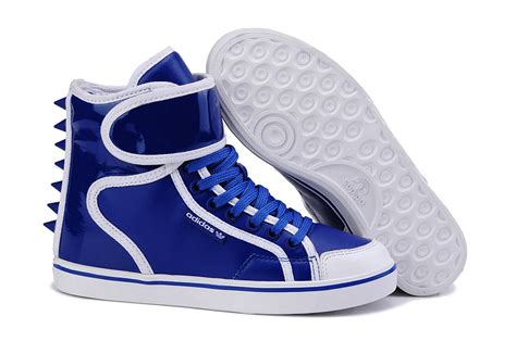 high top adidas sneakers on sale adidas originals rivet high top shoes