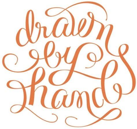 designspiration hand type oltre 1000 idee su caratteri scritti a mano su pinterest