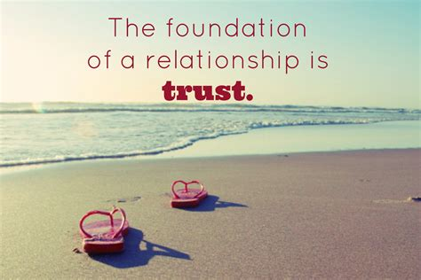 in in relationship quotes about trust in a relationship quotesgram