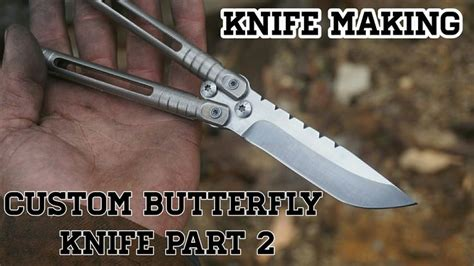 how to make a knife from scratch 17 best ideas about butterfly knife on knives