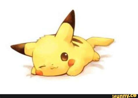 imagenes kawaiis de picachu pikachu ifunny