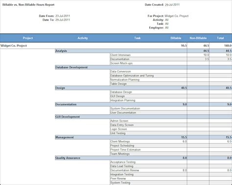 billable hours template senomix timesheets v5 1 administration guide section 3