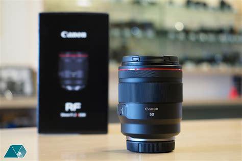 canon frame canon rf 50mm f 1 2l usm frame mirrorless lens now