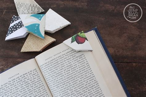 Origami Bookmarks For - top 10 diy bookmarks for the creative reader top inspired