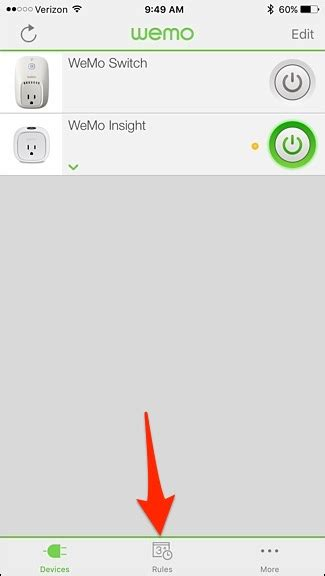 belkin wemo light switch timer how to set a timer for your belkin wemo switch