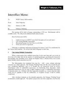 Memo Essay by Update 16564 Inter Office Communication Letter 32 Documents Bizdoska