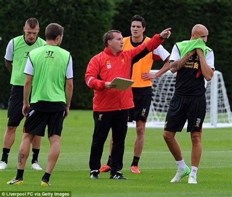 Helm Liverpool liverpool brendan rodgers up for challenge of winning