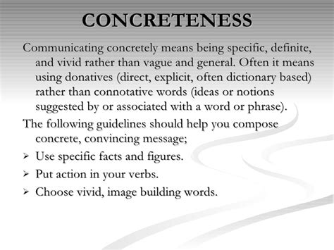 Letter Definition In Business Communication seven cs of effective communications