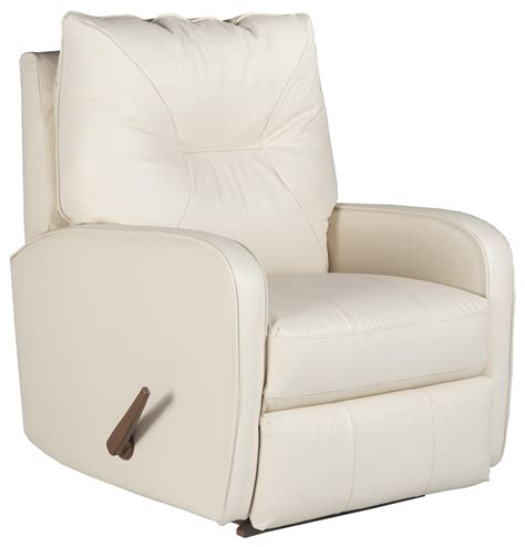 sleek recliner recliners medium contemporary ingall swivel rocker