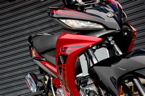 Bagasi Jok Honda Vario Lama Karbu Asli Ahm new jupiter mx serupa tapi tak sama gilamotor