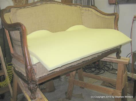 how to shape upholstery foam shaping foam upholstery resource