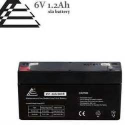 6v 1 2ah sealed lead acid ml1 3 6 battery replacement