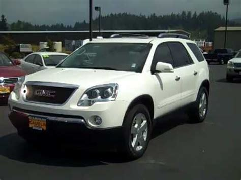 problems with gmc acadia problems with acadia headlight autos post