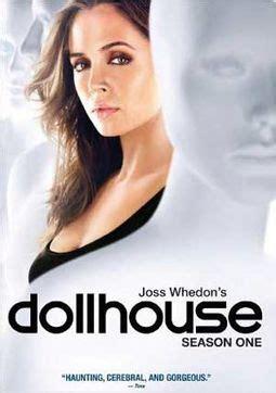 dollhouse 2009 trailer dollhouse season 1 4 dvd 2009 television on