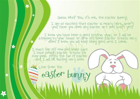 letter to easter bunny template today s top 20 wednesday s features