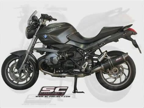 Bester Motorrad Sound by Bmw R1200r Sc Project Motorradauspuff Sound Great