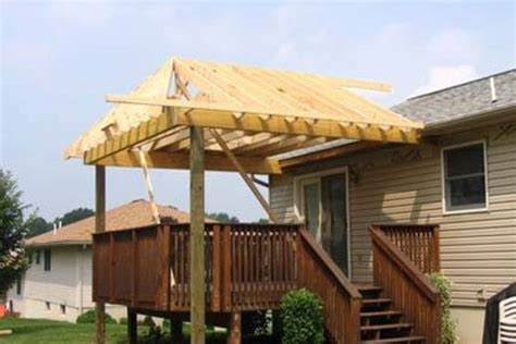 Building A Roof A Patio Amazing Building A Roof A Patio How To Build A Roof A Patio