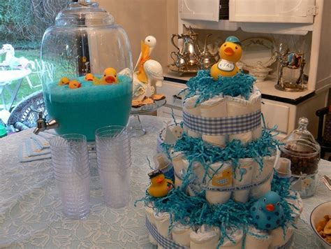 Simple Baby Shower Decoration Ideas For Boy