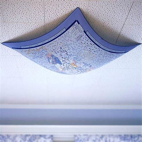 Diy Ceiling Light Cover 25 Best Ideas About Ceiling Light Diy On Pinterest Light Fixture Covers Ceiling Light
