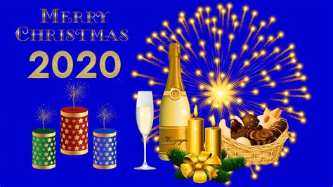 merry christmas  happy  year  gold ultra hd wallpaper  desktop tablet smartphone