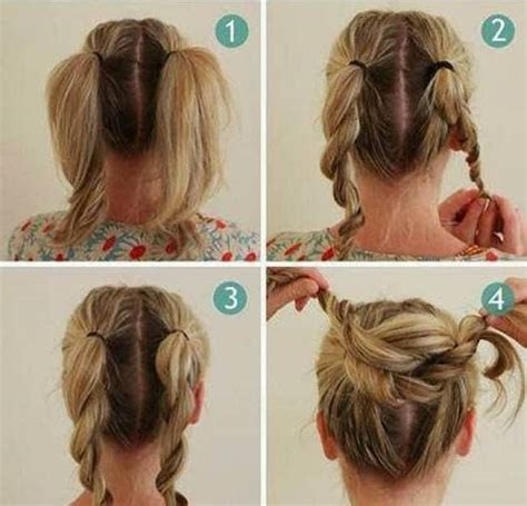 how to do hairstyles long hair cute easy updos for long hair how to do it yourself 2018
