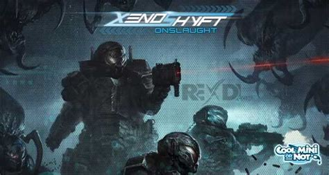 mod game rexdl xenoshyft 1 8 7 apk mod expansion unlocked data for android