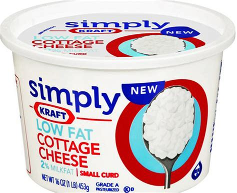 kraft cottage cheese 97 cottage cheese breakstone free breakstone sour