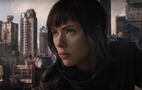 The New Ghost johansson in new ghost in the shell trailer nme