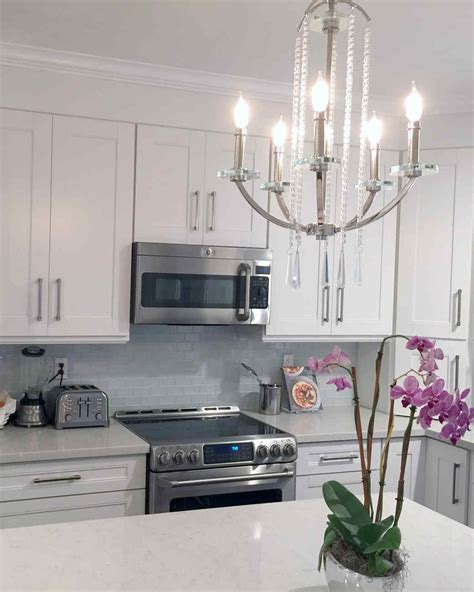 Bright Kitchen Lighting Ideas 6 Bright Kitchen Lighting Ideas See How New Fixtures Totally Transformed These Spaces Martha