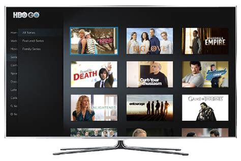 hbo go android tv hbo go now available on select samsung smart tvs the verge