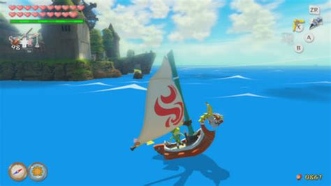 wind waker boat ire of purgatory books games and shiny things