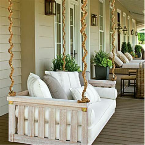 swing on front porches front porch swing home dream home pinterest