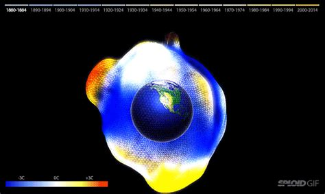 Global Warming Caused By Jesus Says Yank by Global Warming Visualised In One Scary Animated 3d Graphic