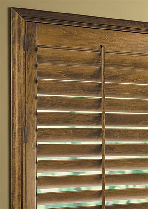 douglas heritance 174 hardwood shutters handcrafted - Window Covering Manufacturers