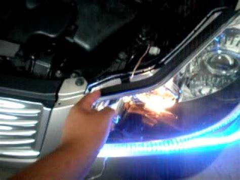 How To Install Audi Style Led Strip To A Car Obselete How To Install Led Light Strips On Car