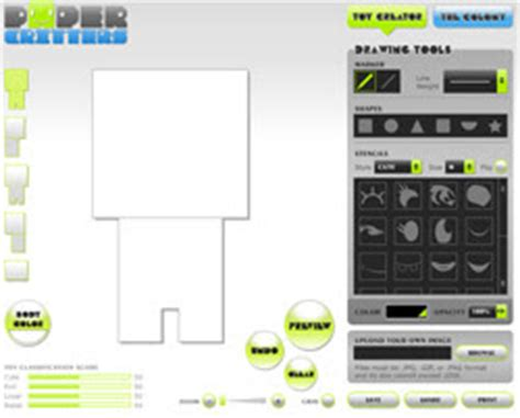 Papercraft Program - home papercraft software