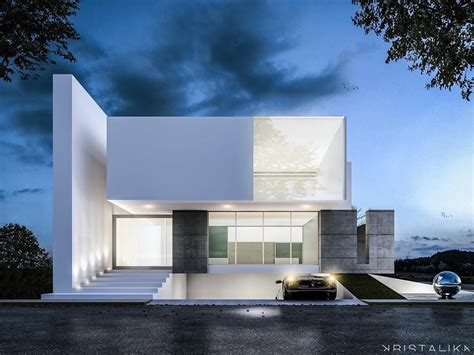 contemporary architects semplice house by kristalika be inspired by leading