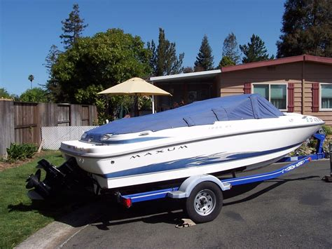 just add water boat storage fire maxum 1800mx bowrider like new with trailer 2006 for sale