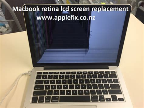 Diy Macbook Pro Screen Replacement