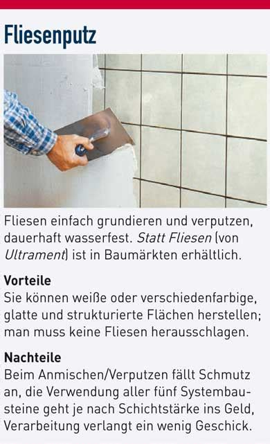 Umgestalten Ein Badezimmer Kosten by Fliesen Versch 246 Nern Renovieren Bauen Selbst De